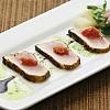 Tuna seared