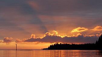 Cape Edenshaw Sunrise