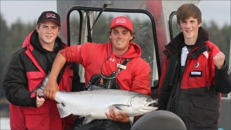 Catch and Release Tyee