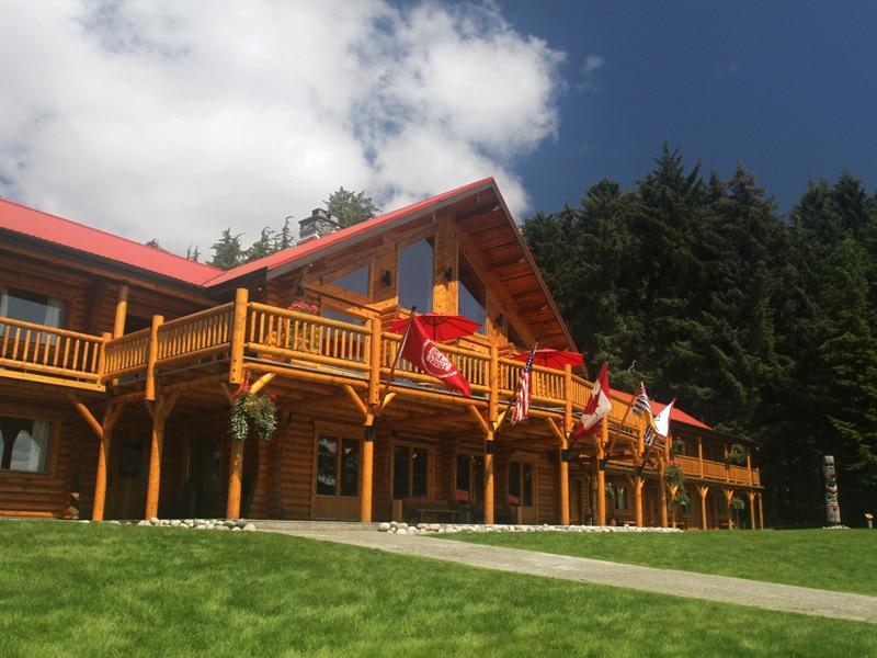 QCL accommodation Main Lodge