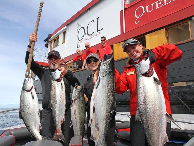 Fishing getaways at QCL with family & friends