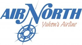 AirNorth Yukon's Airline logo