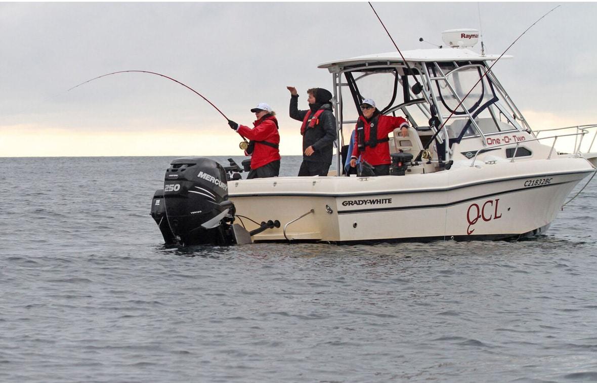 Canada fishing trips in haida gwaii can t be beat for Canadian fishing trips