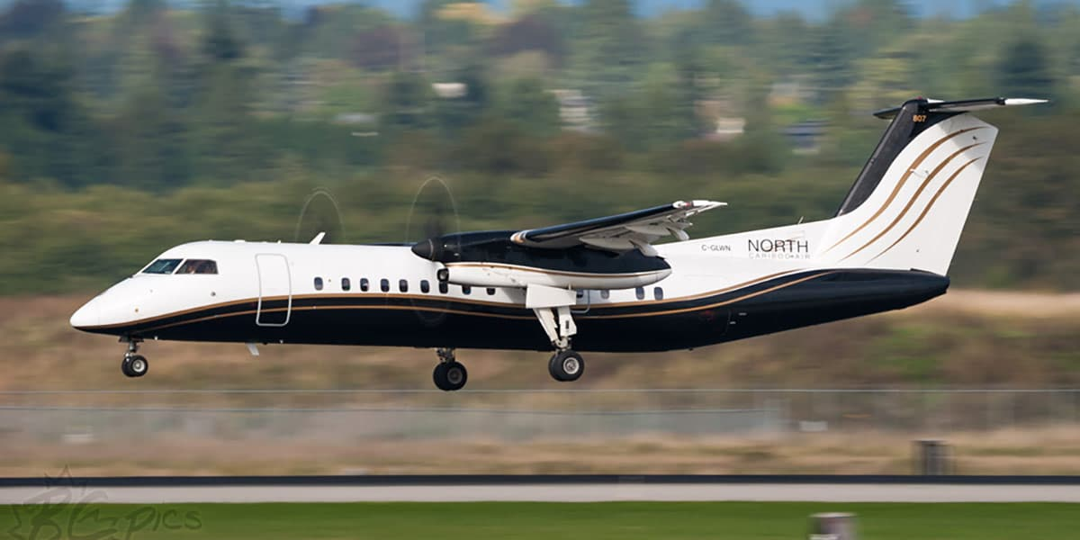 North Cariboo DHC-8
