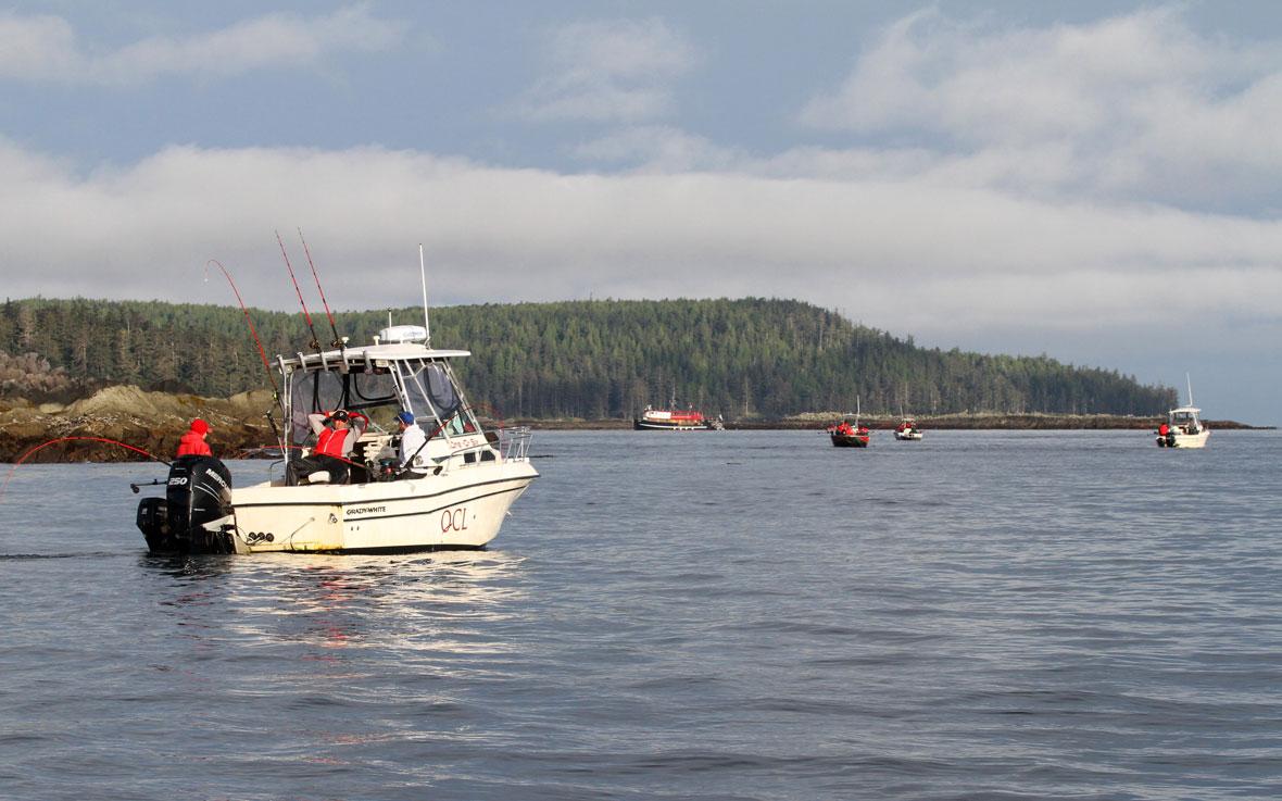 QCL fishing getaways
