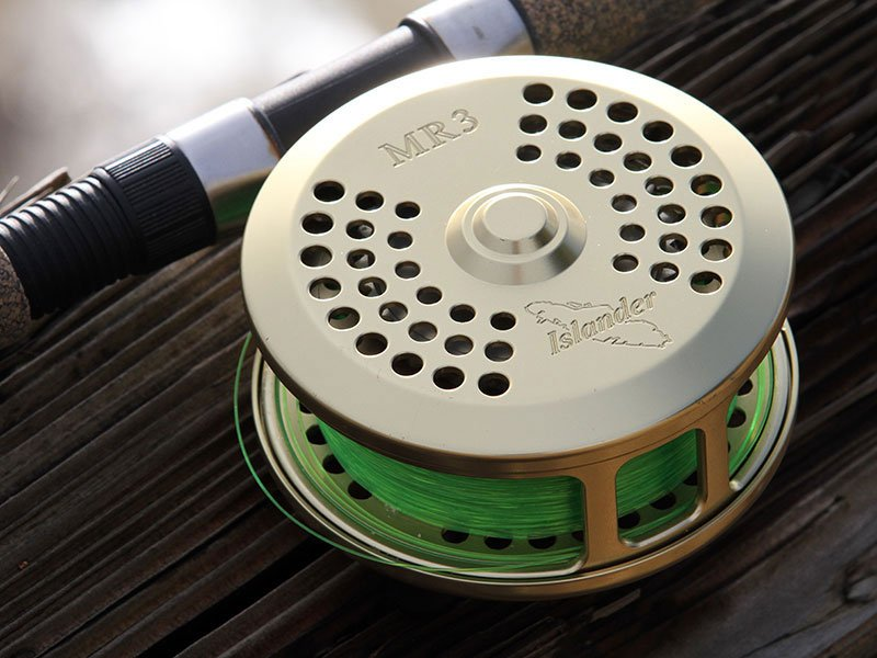 QCL Pro Shop salmon fishing reel