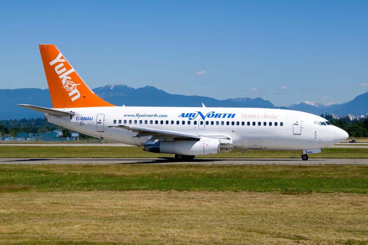 AirNorth Yukon's Airline Boeing 737