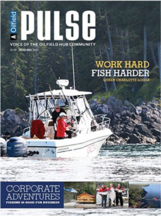 Oilfield Pulse Corporate Fishing Adventures: BC Company Responds To Alberta Demand With Direct Flights From Alberta To Lodge