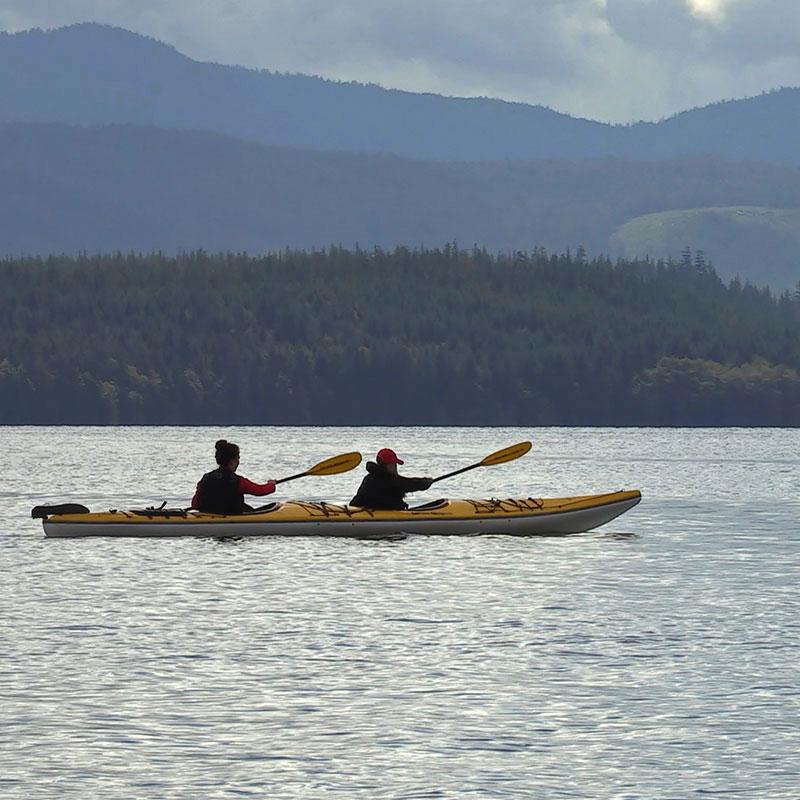 QCL activities kayaking