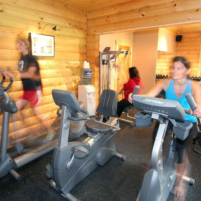 QCL amenities Totem House fitness centre & gym