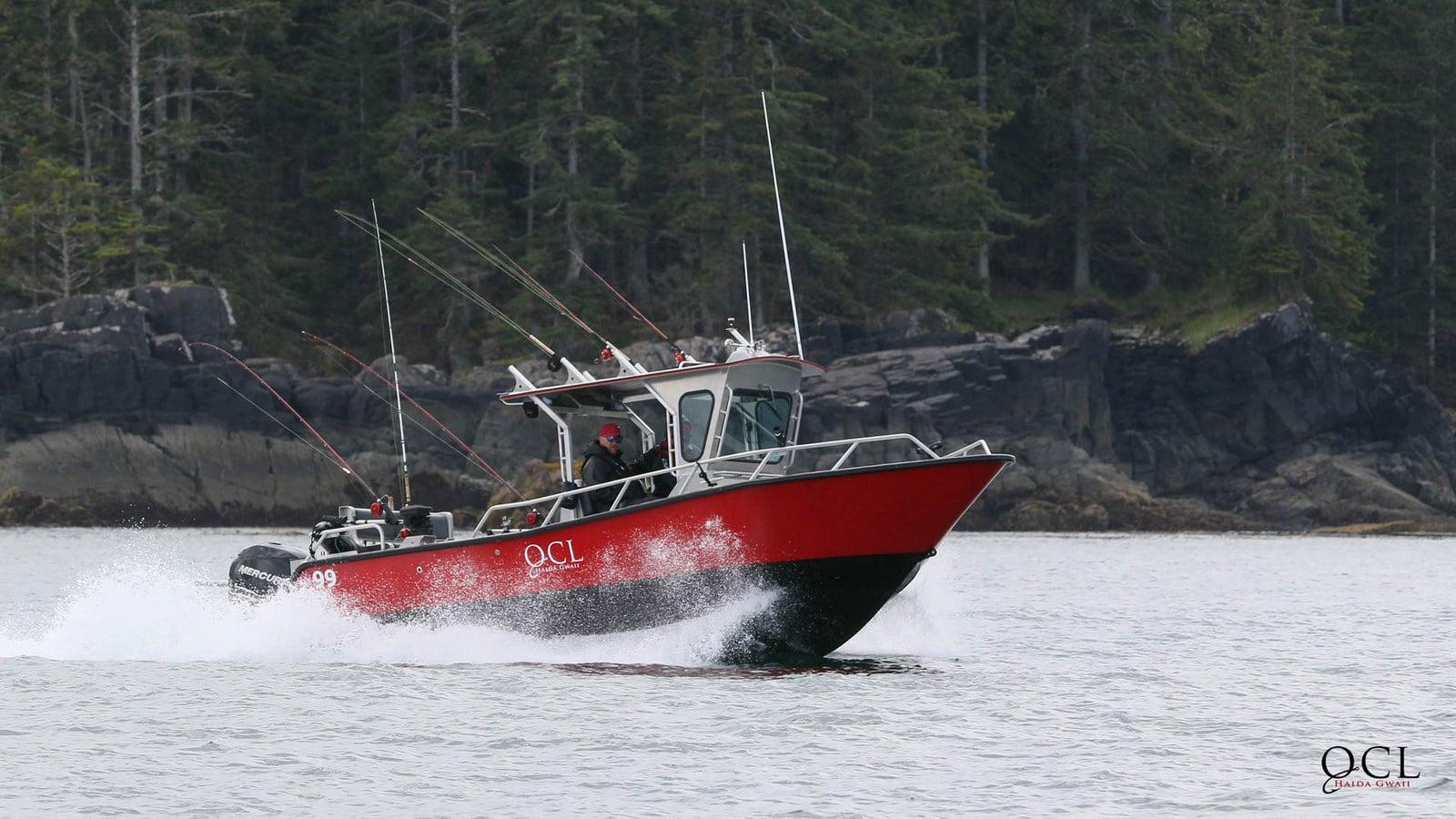 QCL Fishing Boat