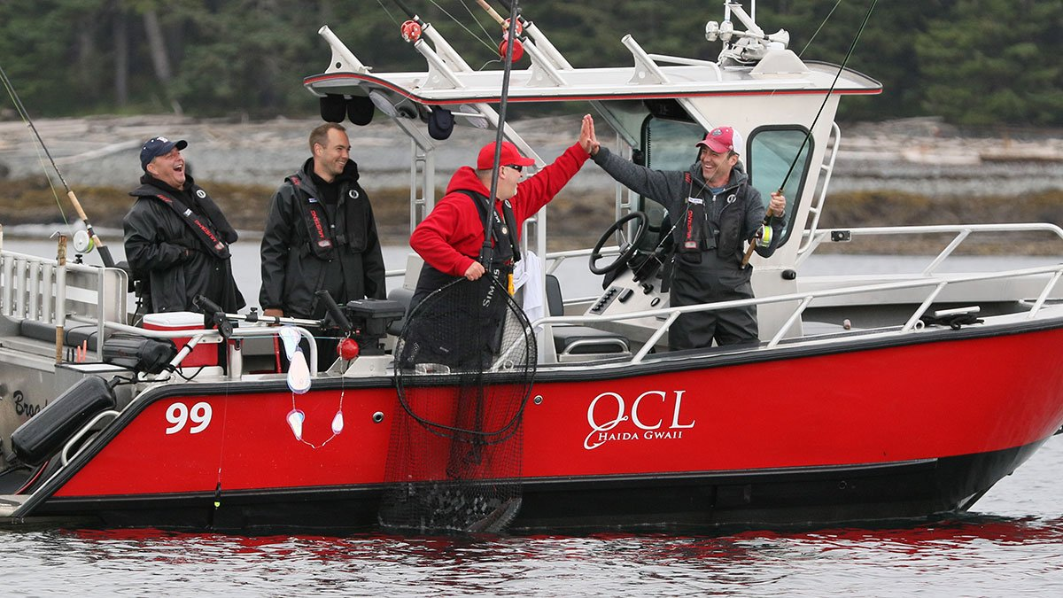 When is the best time to come fishing queen charlotte lodge for What is the best time to fish