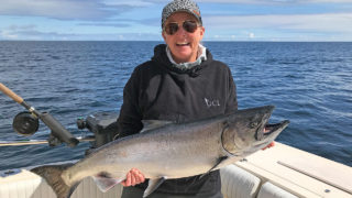 QCL Chinook salmon