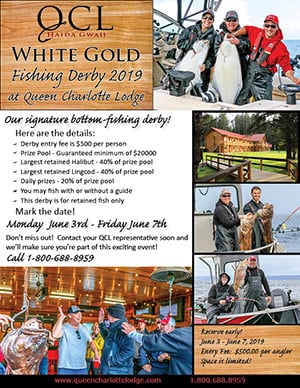White Gold Fishing Derby