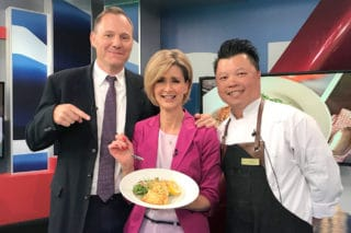 Global TV and QCL halibut