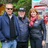 Kevin Costner visits QCL