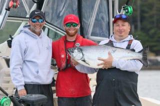 QCL Tyee Salmon