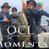 QCL halibut fishing