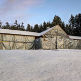 QCL Main Lodge in winter