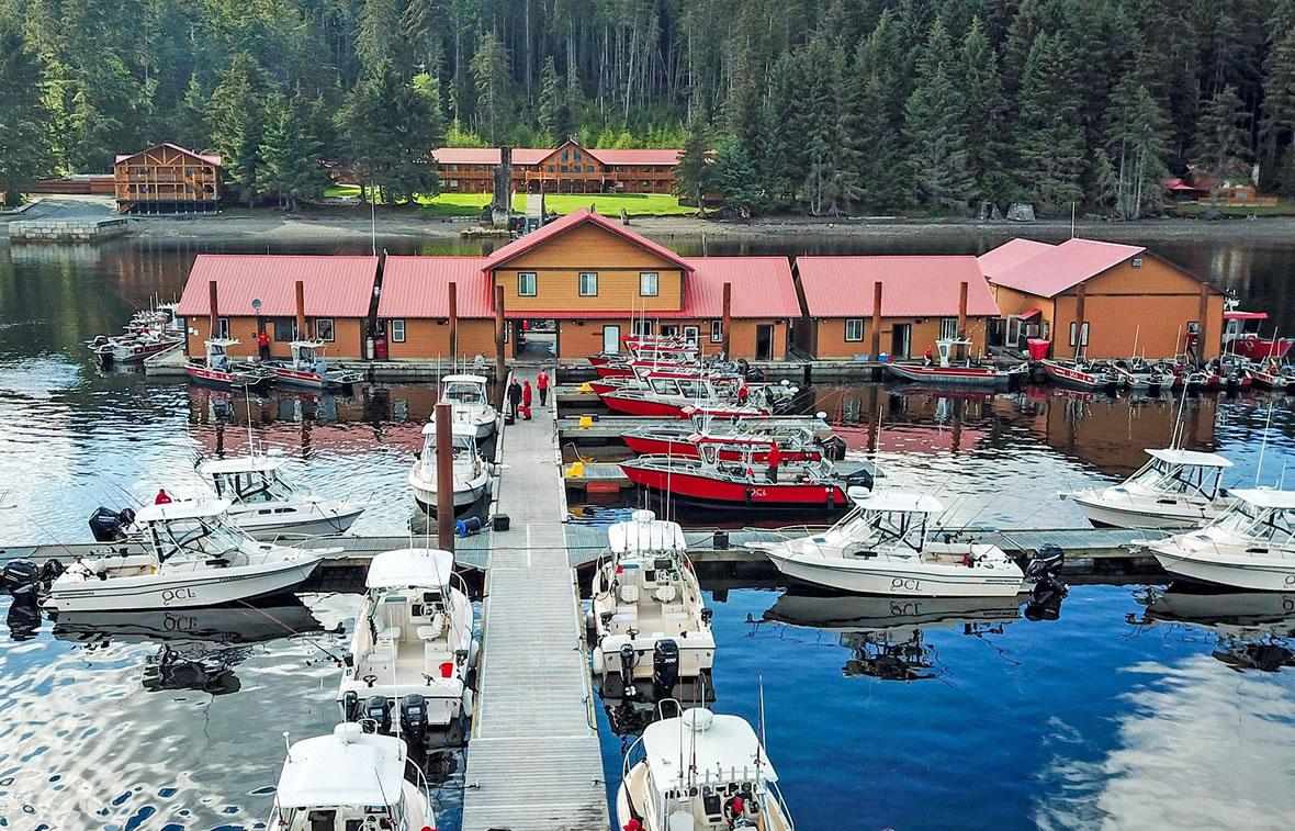 Queen Charlotte Lodge, Haida Gwaii, B.C.